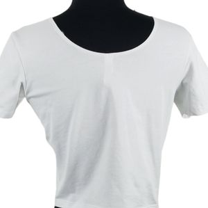 2/$20 American Apparel T- Shirt Crop Form Fitting
